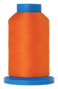 Seraflock Bauschgarn Hunter Orange 1000 m