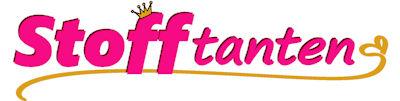 Dein Onlineshop für Stoffe und Schnittmuster - Stofftanten-Logo