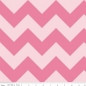 Preview: Cotton Chevron in Pink/Rosa